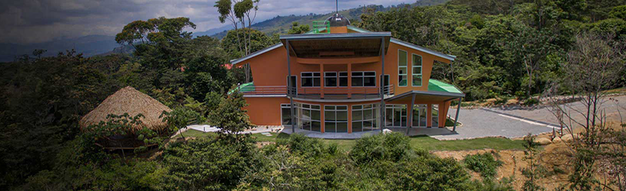 York Universities Lillian Meighen Wright Centre (known as the EcoCampus), in Costa Rica